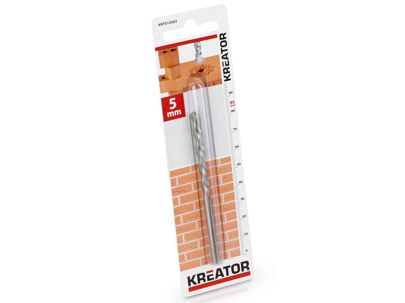 Kreator KRT010303 mèche à pierre 5x85 mm