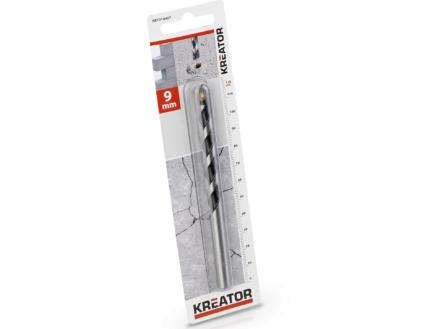 Kreator KRT010407 mèche à béton 9x120 mm
