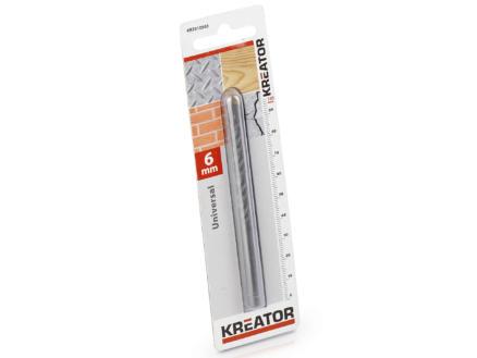 Kreator KRT010503 mèche universelle 6mm