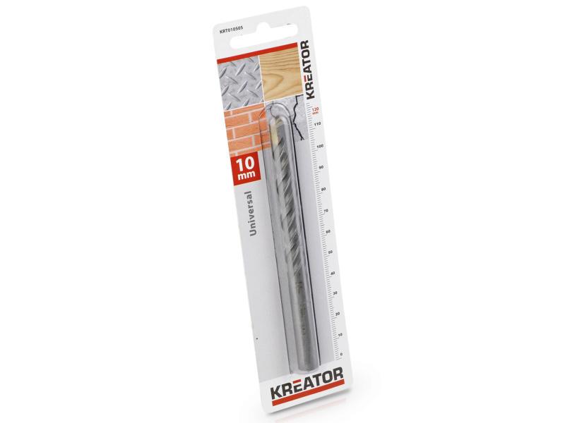 Kreator KRT010505 mèche universelle 10mm