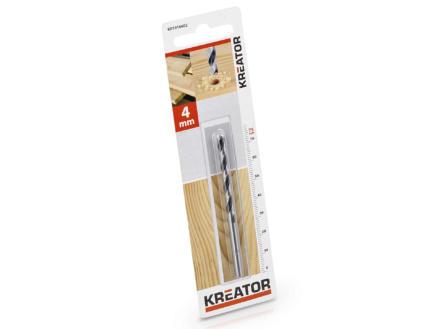 Kreator KRT010602 houtboor 4mm