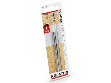 Kreator KRT010603 mèche à bois 5mm
