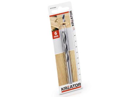 Kreator KRT010604 mèche à bois 6mm