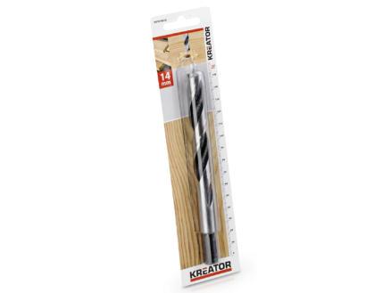 Kreator KRT010612 mèche à bois 14mm