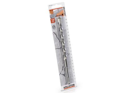 Kreator KRT010912 hamerboor SDS-plus 16x210 mm