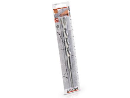 Kreator KRT010914 hamerboor SDS-plus 20x210 mm