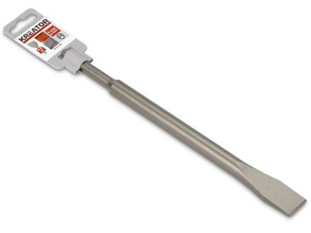 Kreator KRT011002 burin plat SDS-plus 250x20 mm
