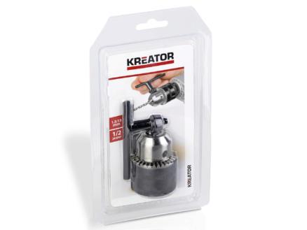 Kreator KRT014001 boorhouder 1,5-13 mm 1/2 20UNF