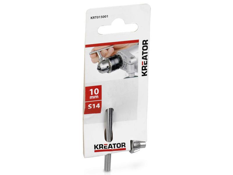 Kreator KRT015001 clé de réserve mandrin 10mm