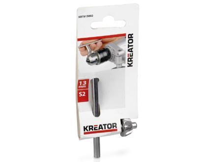Kreator KRT015002 clé de réserve mandrin 13mm