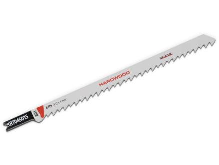Kreator KRT045015 decoupeerzaagblad U BIM 152mm hardhout 2 stuks
