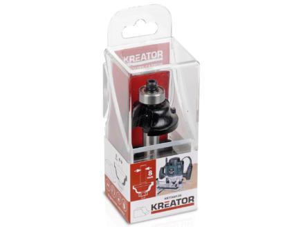 Kreator KRT060120 fraise à profil carbure 12x29 mm