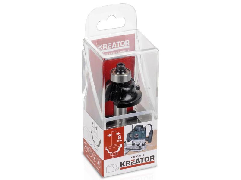 Kreator KRT060120 profielfrees HM 12x29 mm