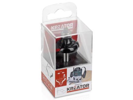 Kreator KRT060125 fraise à profil carbure 14x32 mm