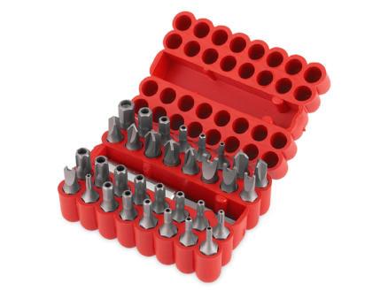Kreator KRT064700 set d'embouts HX/TX 33 pièces
