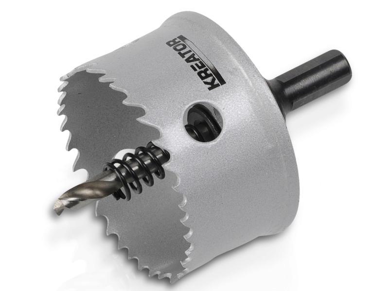 Kreator KRT100112 scie-cloche 60mm métal/bois