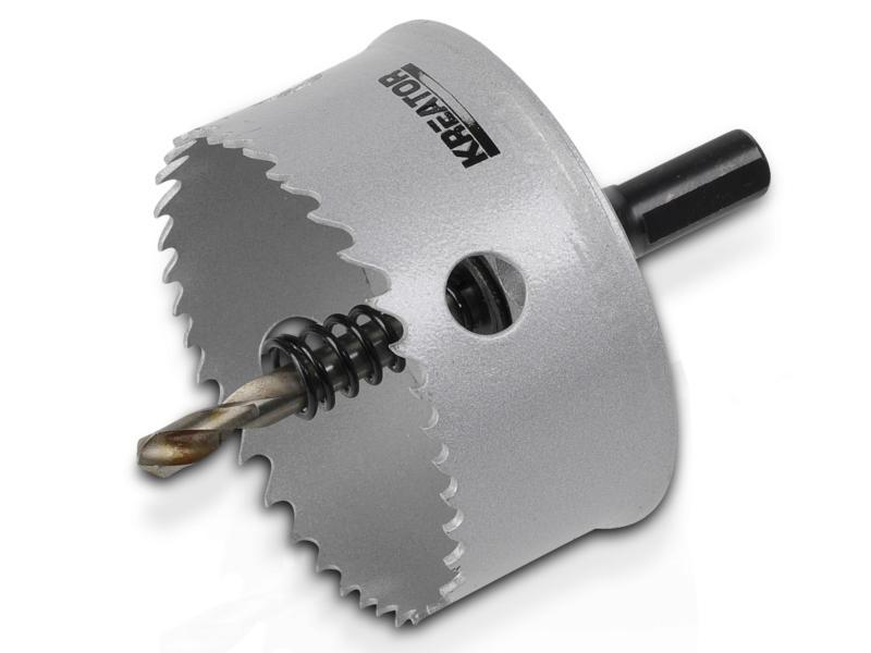 Kreator KRT100114 scie-cloche 67mm métal/bois