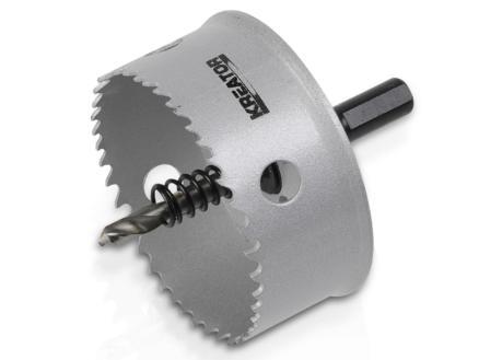 Kreator KRT100116 scie-cloche 73mm métal/bois