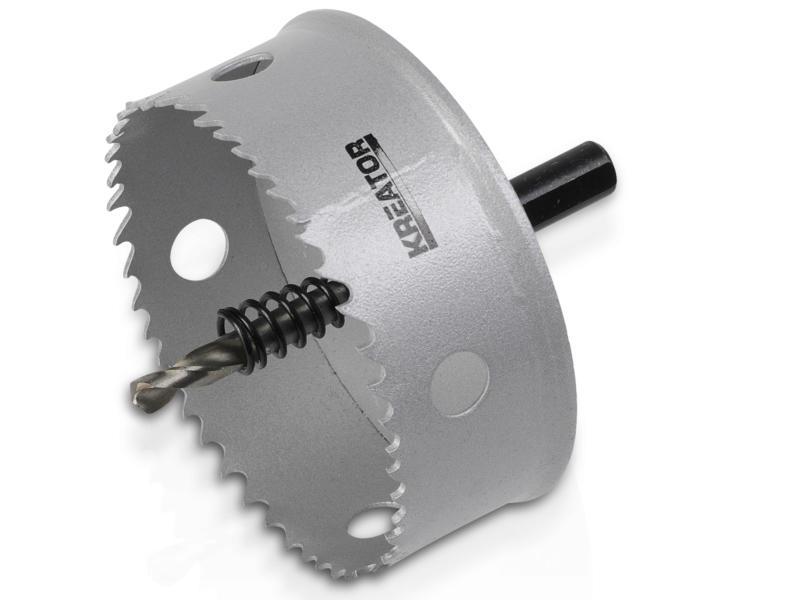Kreator KRT100118 scie-cloche 83mm métal/bois