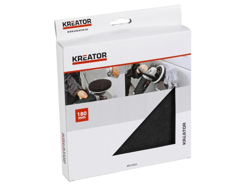 Kreator KRT239022 polijstspons 180mm