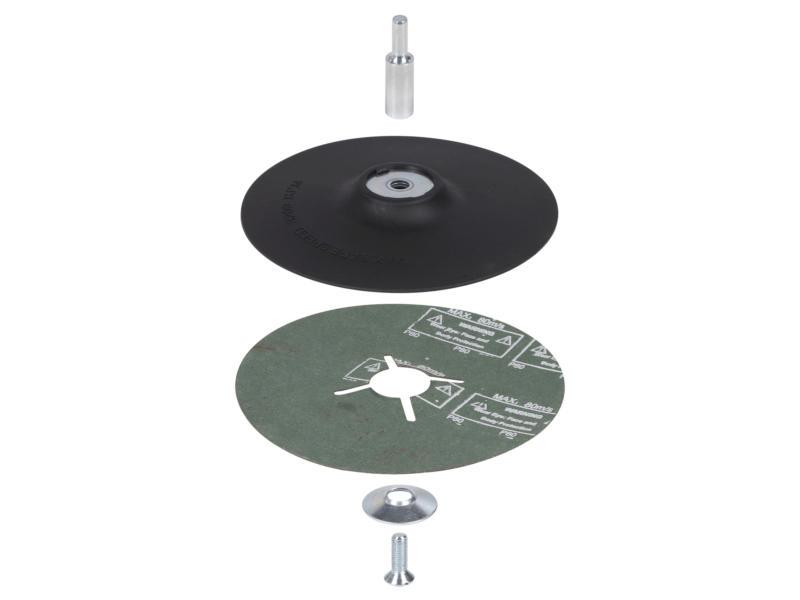 Kreator KRT259003 disque de support pour perceuse 125mm