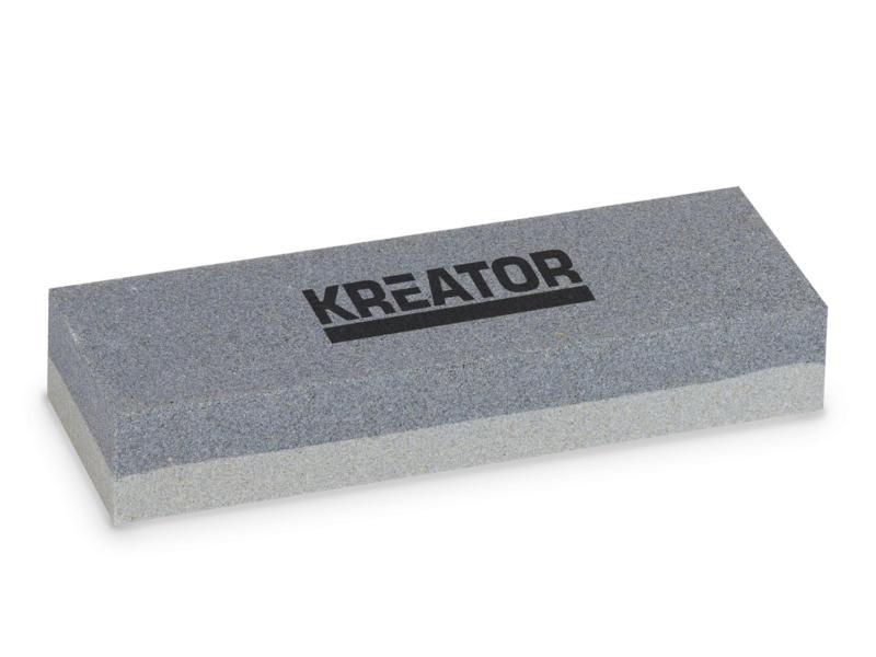 Kreator KRT452004 pierre à aiguiser 15x5x2 cm