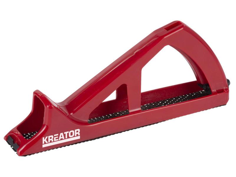 Kreator KRT454004 schaafrasp 250mm