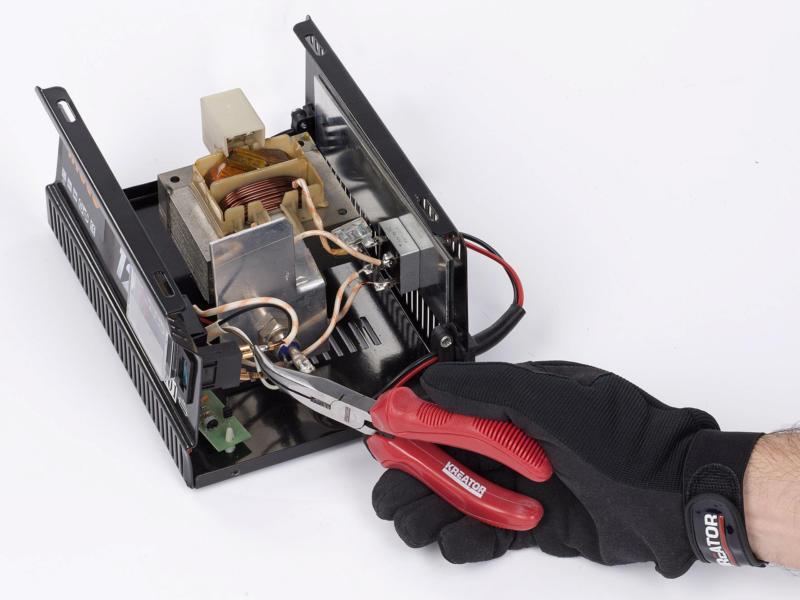 Kreator KRT604001 telefoontang 150mm gebogen