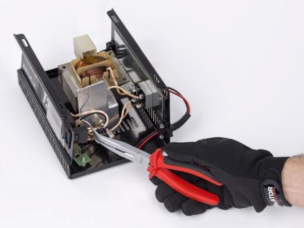 Kreator KRT604102 telefoontang 200mm gebogen