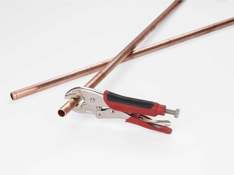Kreator KRT608101 griptang 175mm rond