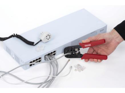 Kreator KRT615121 pince à sertir modulaire