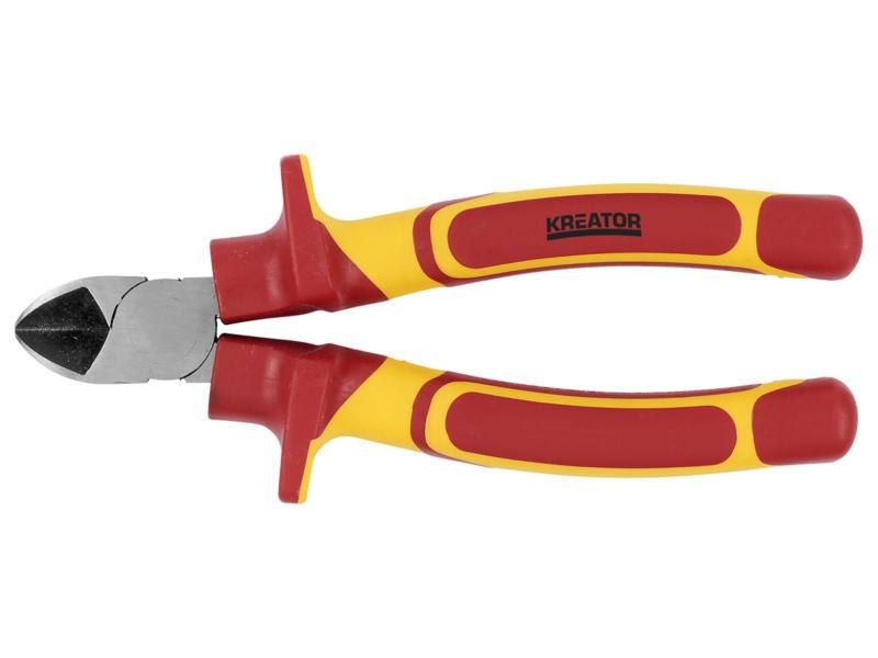 Kreator KRT620002 VDE pince coupante diagonale 150mm