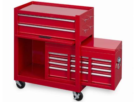 Kreator KRT653002 4H gereedschapswagen