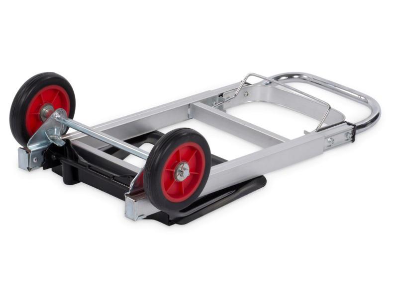 Kreator KRT670201 steekwagen plooibaar 90kg aluminium