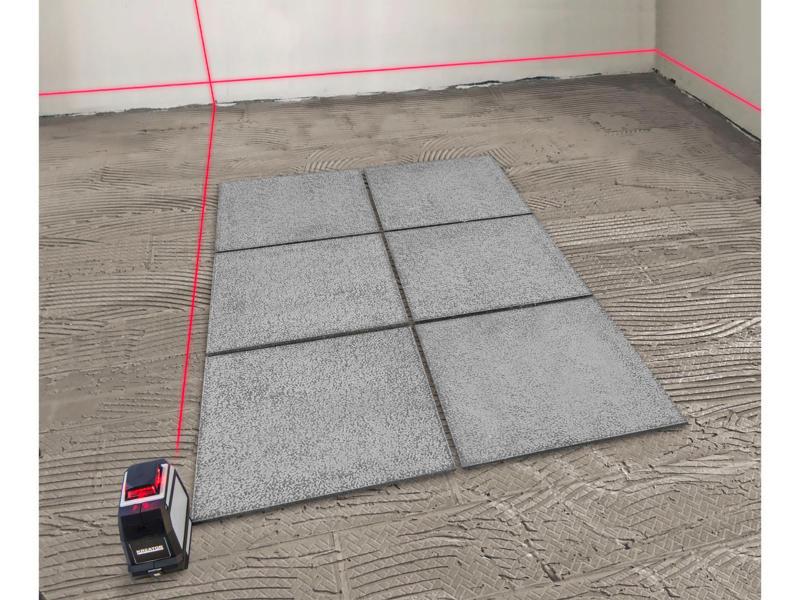 Kreator KRT706320 kruislijnlaser 360°