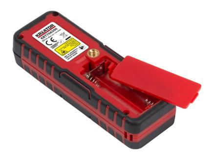 Kreator KRT706500 laserafstandsmeter 20m