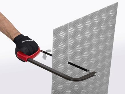 Kreator KRT804005 metaalzaag 30cm