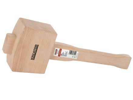 Kreator KRT905005 houten hamer 11,4cm