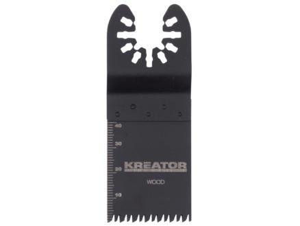 Kreator KRT990010 lame de scie plongeante 40mm bois