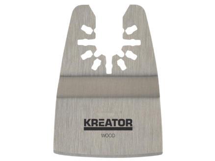 Kreator KRT990015 schaafijzer 52x28 mm