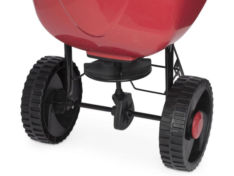 Kreator KRTGR9003 épandeur 140-250 cm 15kg rotatif