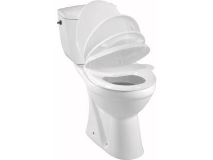 Allibert Karma WC-pack verhoogd CA