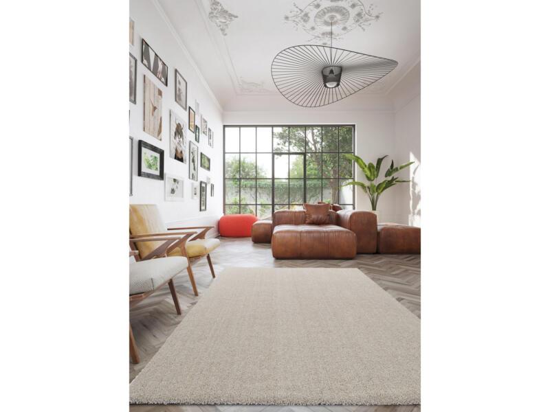 Kiss tapis 120x170 cm beige
