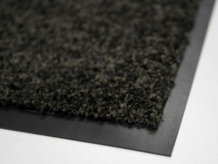 Kristal voetmat 40x60 cm bruin