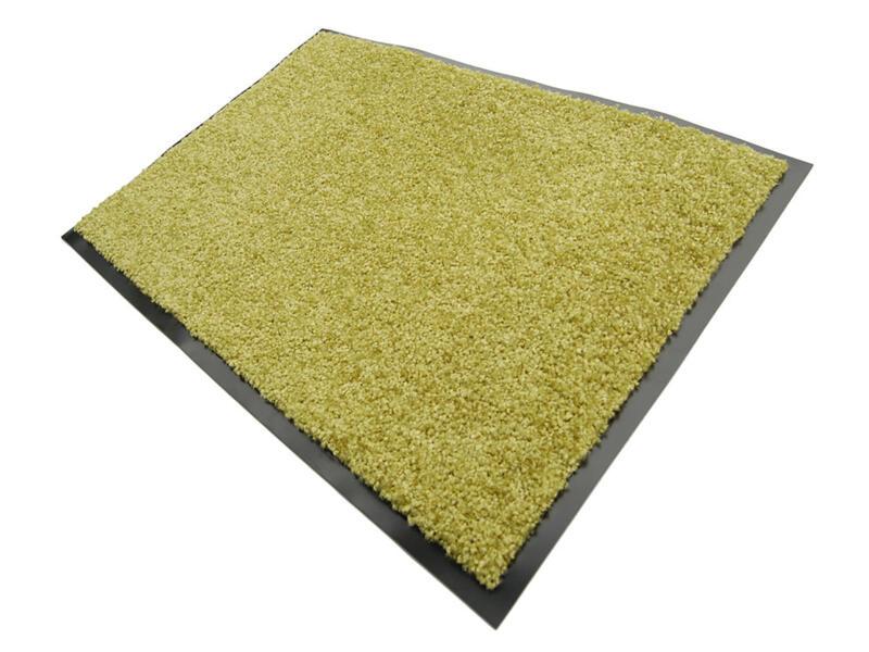 Kristal voetmat 40x60 cm groen