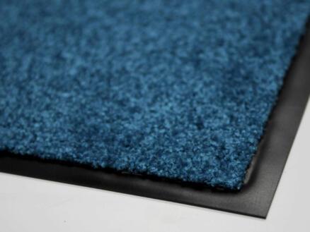 Kristal voetmat 40x60 cm petrol
