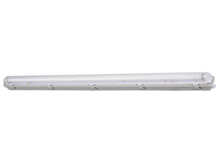Profile LED TL-armatuur T8 HWD G13 24W koud wit waterdicht