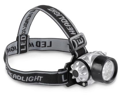 Powerplus LED hoofdlamp 23 leds