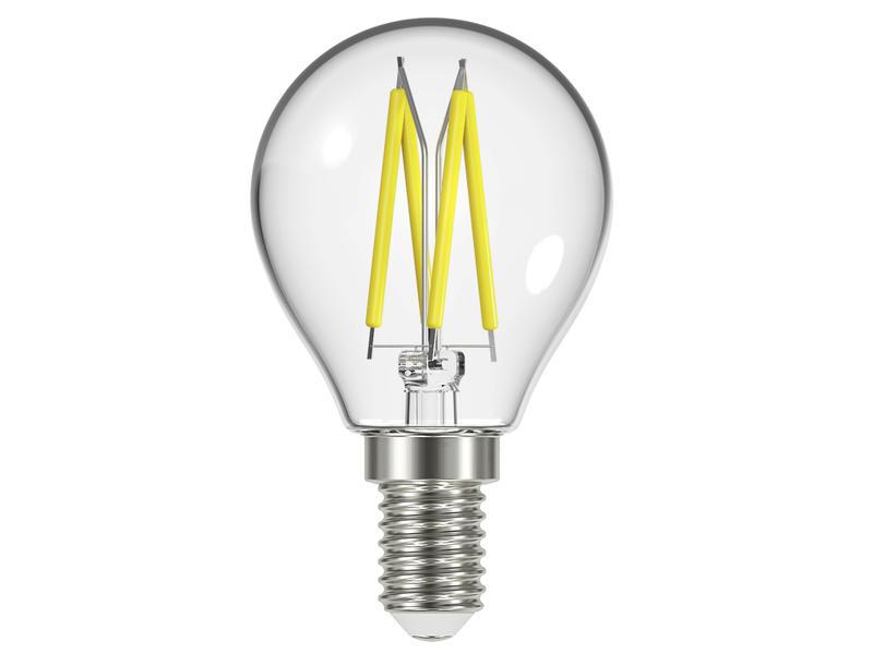 Prolight LED kogellamp filament E14 4W