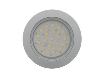Light Things LED meubelspot inbouw 3W aluminium